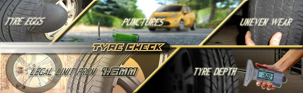 Legal Tyre Limit Uk >> Tyre Check - Top Tread Tyres